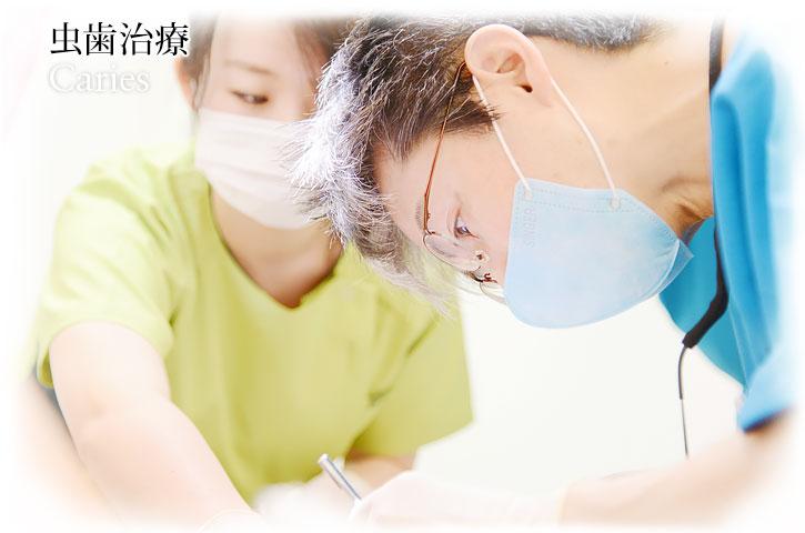 虫歯・抜歯   Cavity